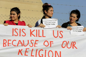 KMEWO's Statement on the 3rd Anniversary of the Yazidi Genocide